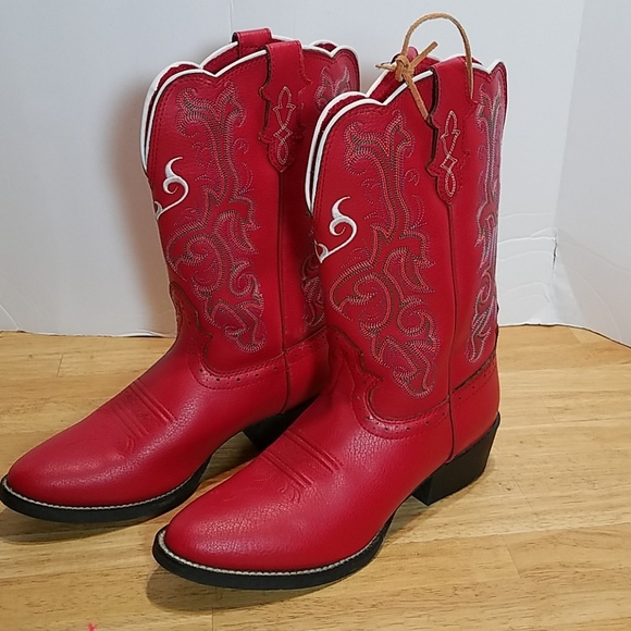 Justin Boots Other - Justin 2555jr  Boots Size 3 1/2